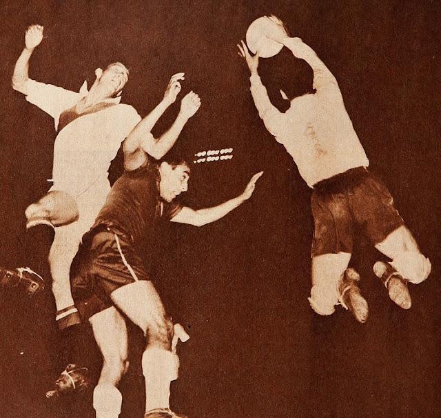 Chile y Perú en Campeonato Sudamericano de 1959