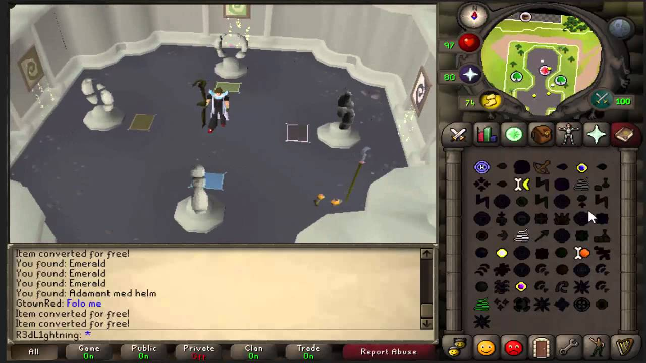 How To Mage Book Osrs