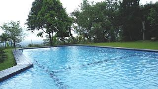 private pool villa bukit pelangi sentul