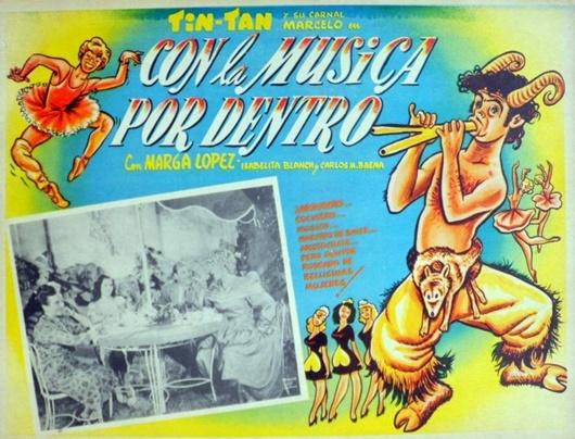 Con La Musica Por Dentro - 1947