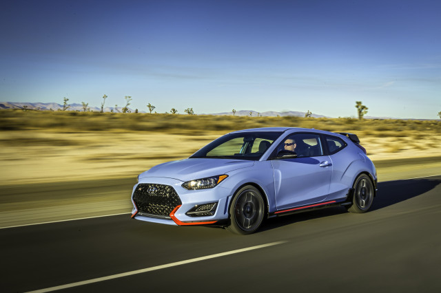 2022 Hyundai Veloster Review