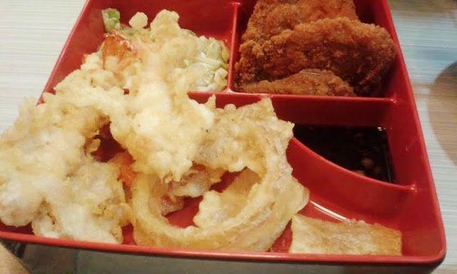 Tokyo Tokyo's mixed tempura