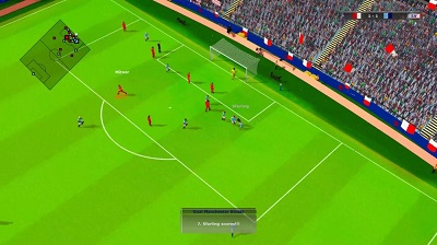 Active Soccer Gameplay