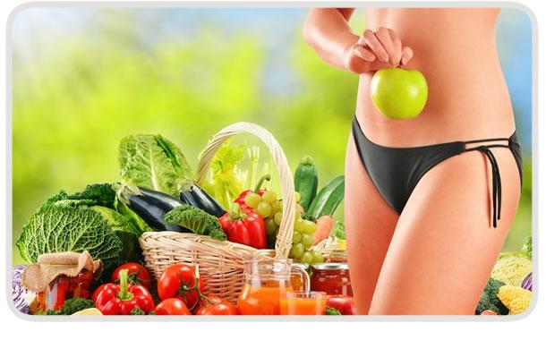 Los beneficios de comer frutas
