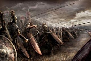Batalla de Arausio - Legiones Romanas
