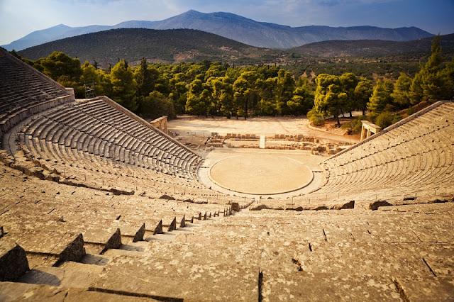 Passeio de um dia para Argolis, Atenas