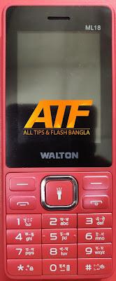 WALTON ML18 FLASH FILE
