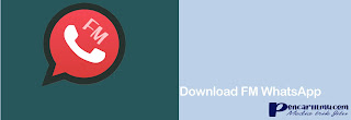 Download Fm WhatsApp Versi Terbaru 2020 Anti Ban
