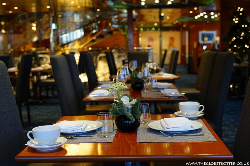 Lands End Restaurant London