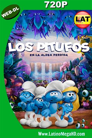 Los Pitufos En la Aldea Perdida (2017) Latino HD WEB-DL 720P ()