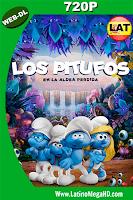Los Pitufos En la Aldea Perdida (2017) Latino HD WEB-DL 720P - 2017