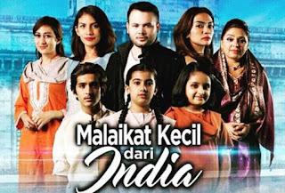 Daftar Nama Pemain Malaikat Kecil dari India ANTV