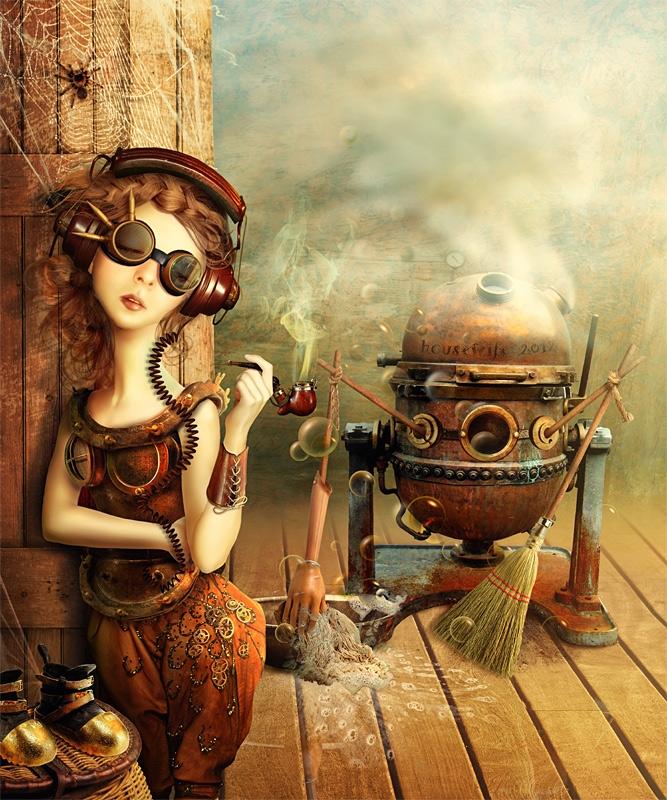 13-Cinderella-Story-Steampunk-LLen29-www-designstack-co