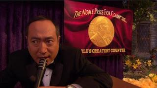 Alan, Sesame Street Episode 4411 Count Tribute season 44