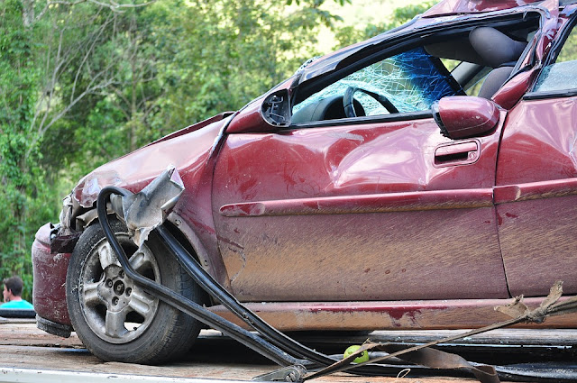 5 Things You Need to Know If You Get into a Car Accident