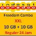 Sedia Paket Internet Freedom Terlengkap dari iM3 Ooredoo