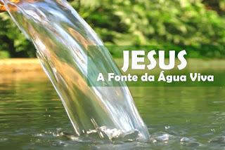 Série: Jesus no Evangelho de João - Jesus: A Fonte da Água Viva