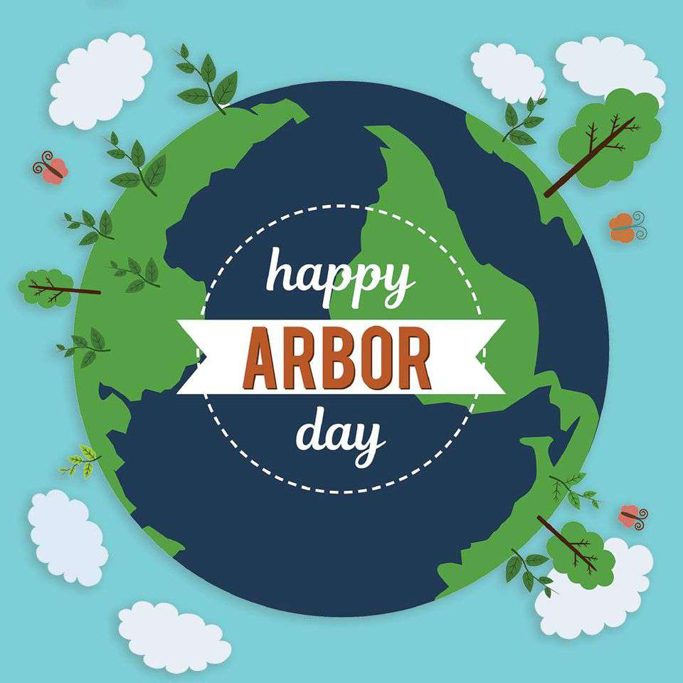 National Arbor Day Wishes Images download
