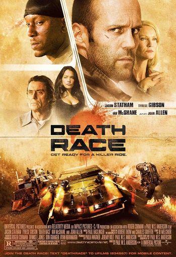 Death Race 2008 Hindi BluRay 720p & 480p Dual Audio [Hindi & English] | Full Movie