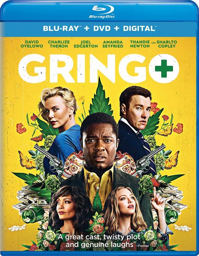 Gringo 2018 x264 720p Esub BluRay Dual Audio English Hindi GOPI SAHI