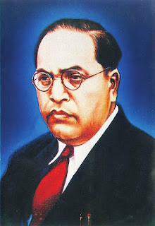 Father of Indian Constitution Dr. Bhimrao Ambedkar