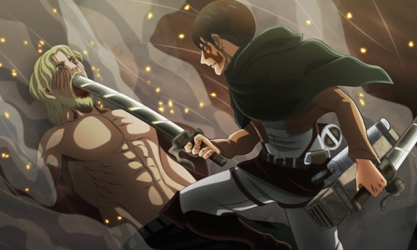 Top 10 Anime of 2019: Attack on Titan Season 3 Part 2
