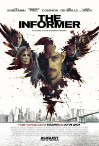 The Informer (2019) Hindi English Telugu Tamil Movies 480p