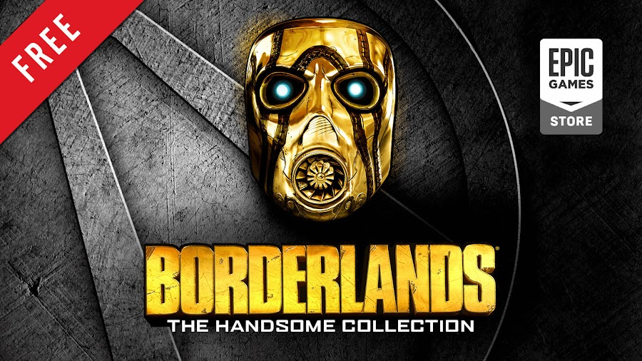 borderlands handsome collection free pc game epic games store 2015 first-person shooter game gearbox software 2K games