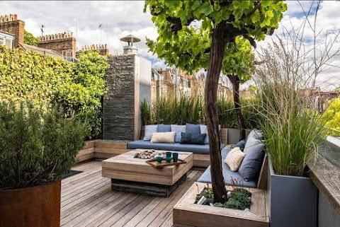 5 Einzigartige & moderne minimalistische Gartenideen