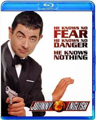 Johnny English (2003) 720p 1.1GB Blu-Ray Hindi Dubbed Dual Audio [Hindi ORG DD 2.0 + English 2.0] MKV