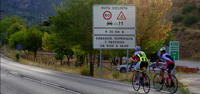 Cycling in Spain - Protected Cycling Routes