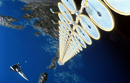 Advanced Solar Energy in Space: Part I