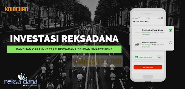 Cara Mudah Investasi Reksadana Lewat Smartphone Android