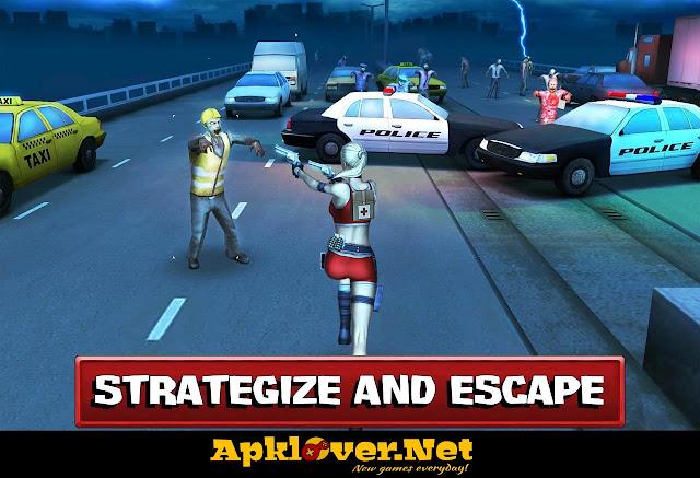 Dead Route MOD APK unlimited money & ammo