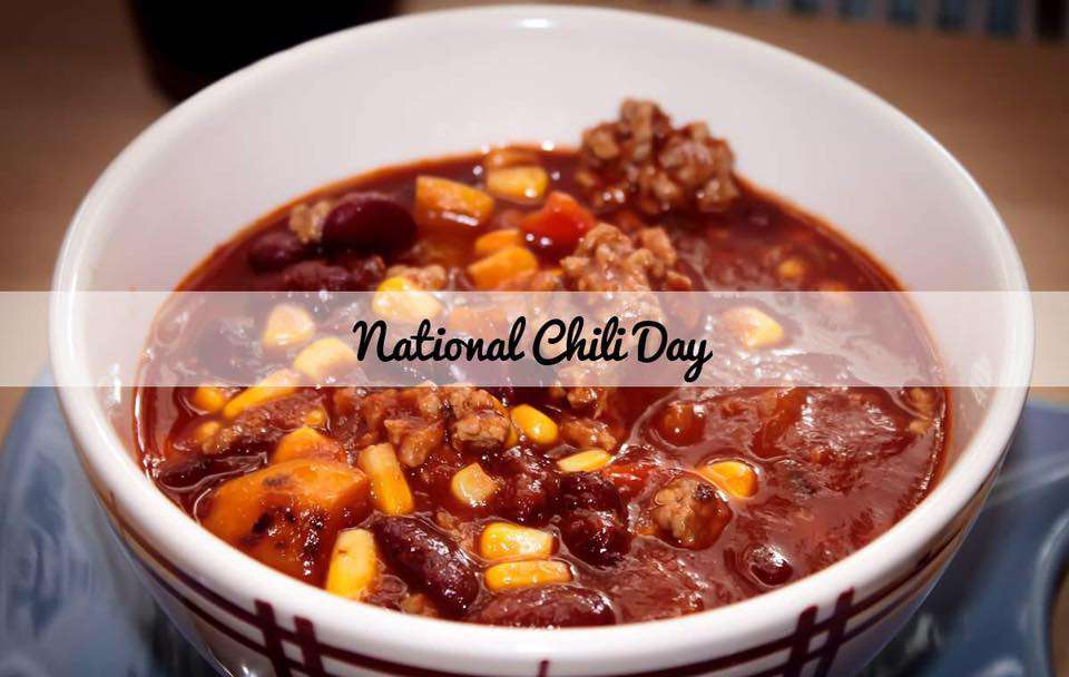 National Chili Day Wishes Sweet Images