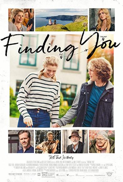 Sinopsis Film Finding You (2021)