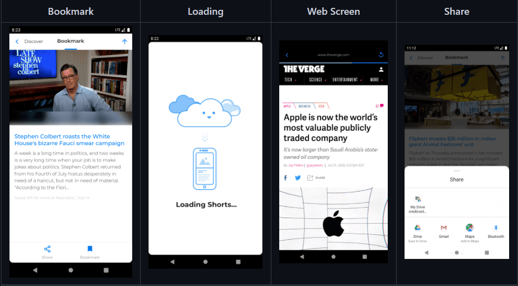 News App using Dart - Flutter Projects for Beginners with Source Code