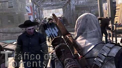 Baixar a Screen Assassins Creed 3 PC
