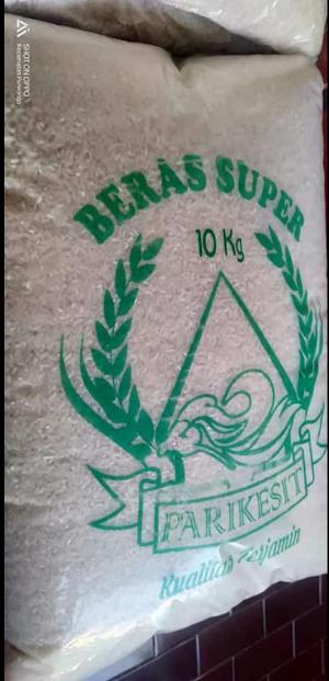 BERAS SUPER PARIKESIT 10 KG