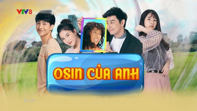 Osin Của Anh Trọn Bộ Tập Cuối (Phim Thái Lan VTV8 Lồng Tiếng) Cô Nàng Cá Muối