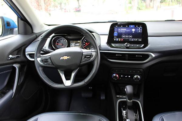 Chevrolet Tracker 1.2 Turbo Premier 2021 - fotos, preço e consumo