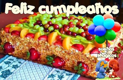Lindas imagenes para desear un feliz cumpleaños