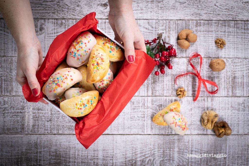 Petrali, i biscotti di Natale calabresi