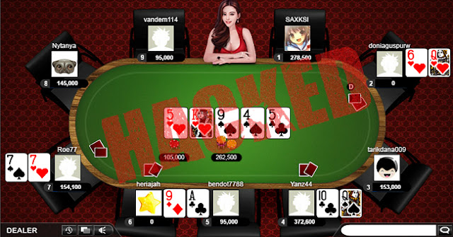 HACK POKER ONLINE INDONESIA TERBARU DI ANDROID