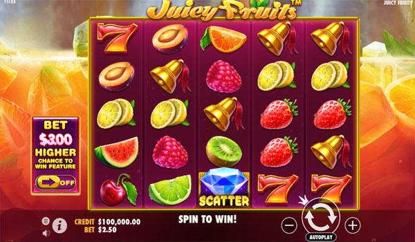 Main Gratis Slot Indonesia - Juicy Fruits Pragmatic Play