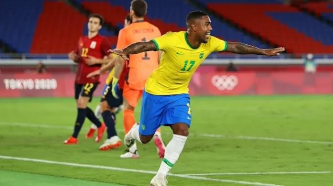 Futebol: Brasil faz 2 a 1 na Espanha na prorrogação e é bicampeão olímpico
