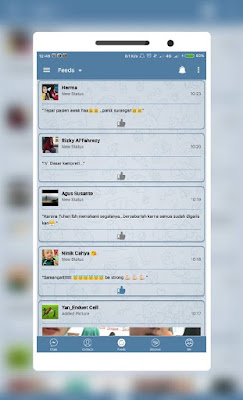 BBM Mod Telegram
