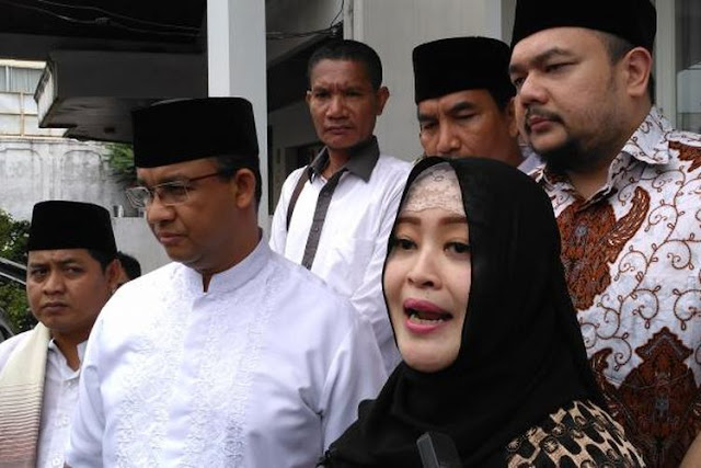Senator Jakarta: Musibah Banjir Jangan Dipolitisir