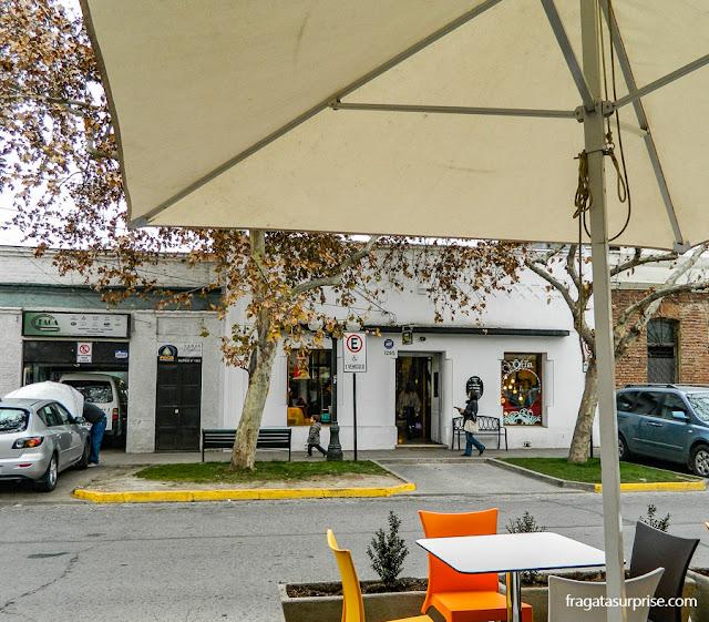 Lojas do Bairro Itália, Santiago