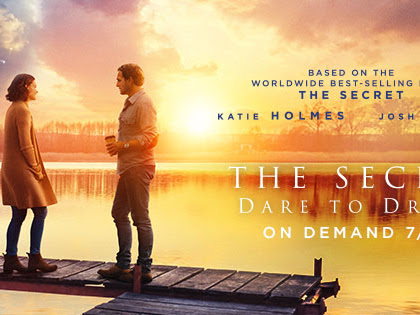 The Secret: Dare to Dream - Coming to On Demand